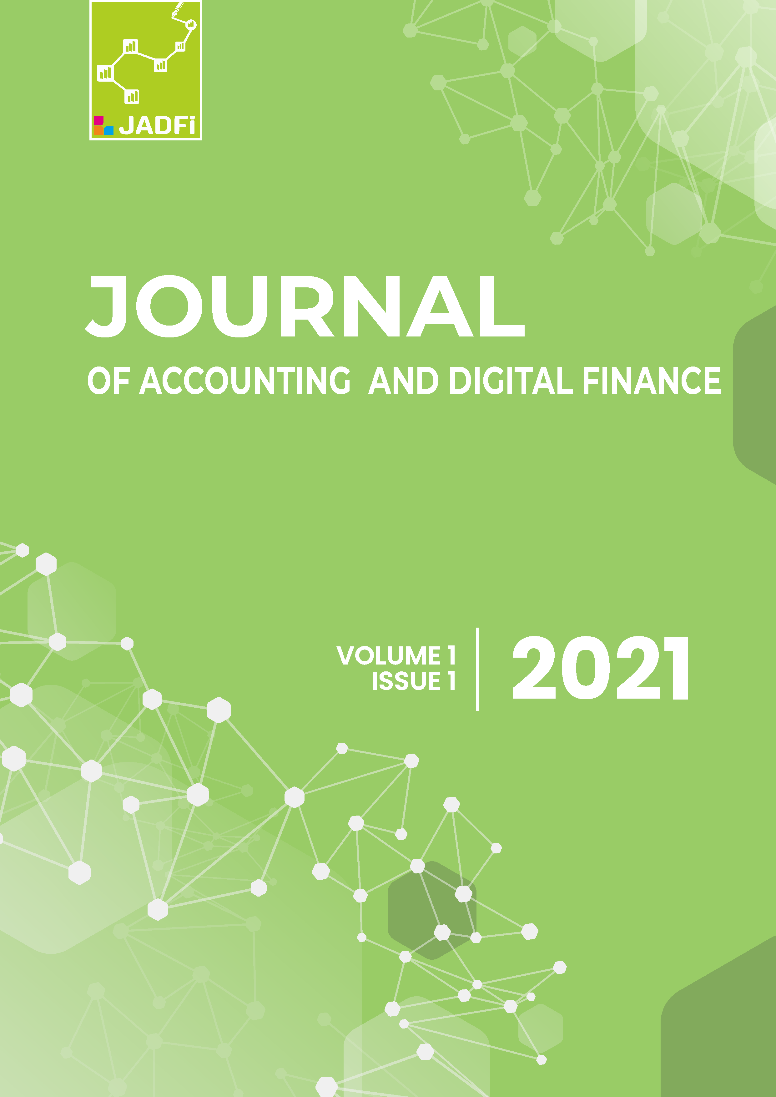 View Vol. 1 No. 1 (2021): Journal of Accounting and Digital Finance