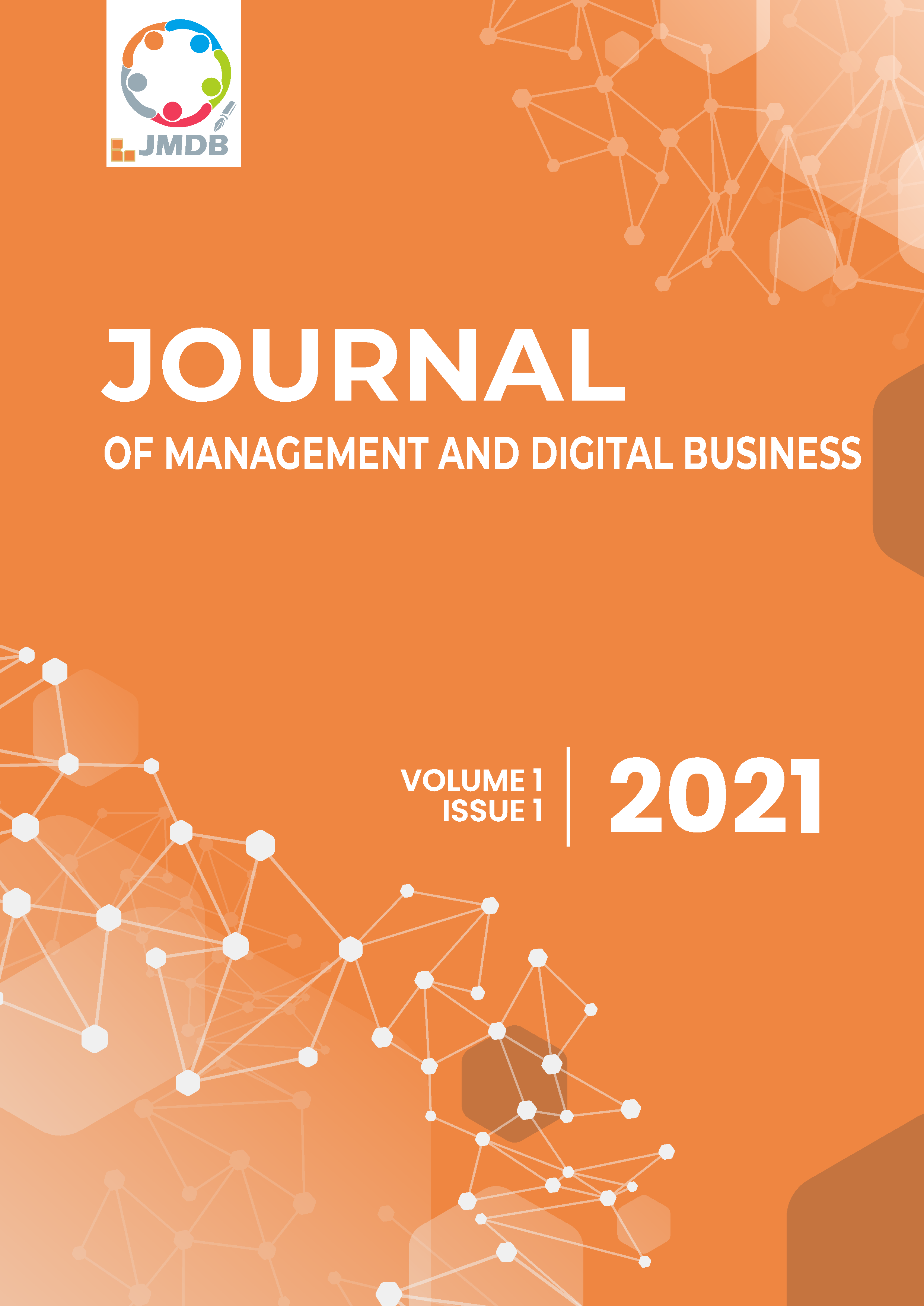 View Vol. 1 No. 1 (2021): Journal of Management and Digital Business